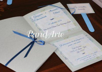 Partecipazione Ortensia Blu