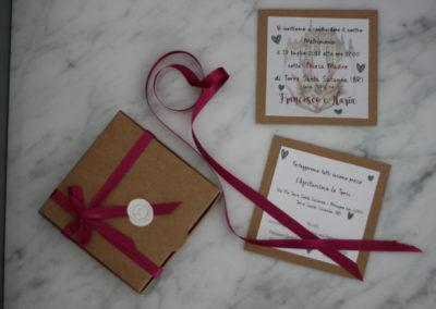 Partecipazioni in scatola, ciclamino