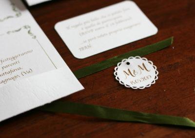 """Partecipazione """"verde oliva"""""""